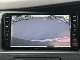 『便利な【バックモニター】で安全確認もできます。駐車が苦手な方にもオススメな便利機能です。 』