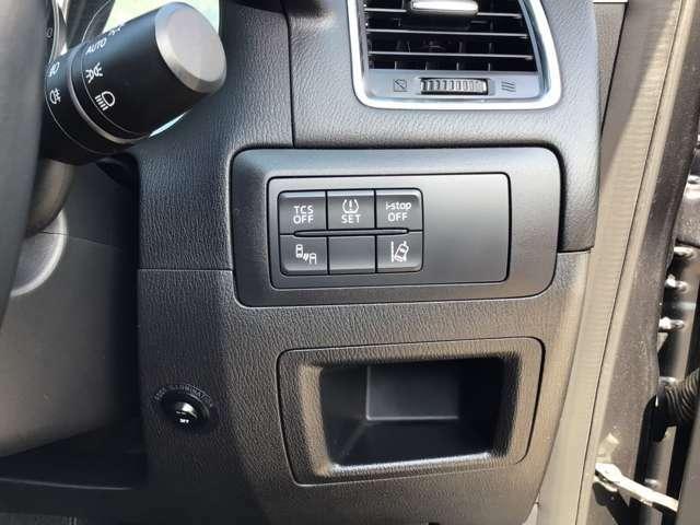 パーキングセンサーや車線逸脱警報システムなど予防安全装備も充実しています。