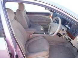 見やすい運転席で 快適ドライブ