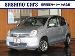 トヨタ パッソ 1.3 G メモリーナビ/ワンセグ 社外アルミ ETC