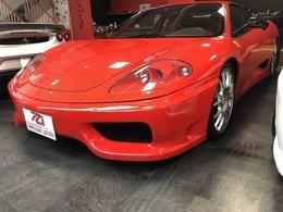 フェラーリ チャレンジストラダーレ 3.6 新車並行車/クライスジーク/社外車高調