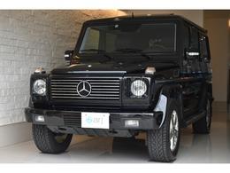 メルセデス・ベンツ Gクラス G500 ロング 4WD オブシディアンブラック・天張り対策済み