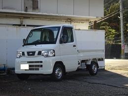 日産 クリッパートラック 660 DX 4WD 保証付 記録簿付 エアコン パワステ