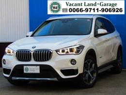 BMW X1 xドライブ 20i xライン 4WD カーセンサーアフター保証1年間付
