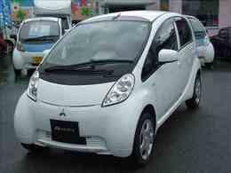 三菱 アイ・ミーブ(軽) X ヒートポンプエアコン装着車