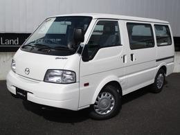 マツダ ボンゴバン 1.8 DX 低床 FM/AMラジオ 2人乗り 登録済未使用車