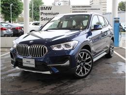 BMW X1 xドライブ 18d xライン 4WD 弊社元デモカー 白革 サンルーフ付