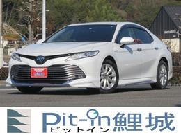 トヨタ カムリ 2.5 G モデリスタエアロ 純正アルミ 純正ナビ