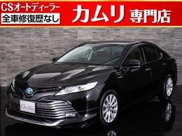 トヨタ カムリ 2.5 G モデリスタ/トヨタセーフティセンス/黒本革