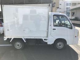 スバル サンバートラック 冷蔵冷凍車