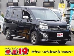 トヨタ ヴォクシー 2.0 ZS 煌II ナビフルセグTV/バックカメラ/リアモニター