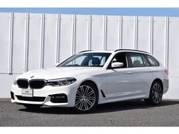 BMW 5シリーズツーリング 523d Mスポーツ ディーゼルターボ 認定中古車 セレクトP HUD ACC 全周囲 19AW