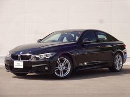 BMW 4シリーズグランクーペ 420i Mスポーツ ACC レザー 純正HDDナビ Bカメラ 地デジ