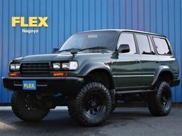 トヨタ ランドクルーザー80 4.5 VXリミテッド 4WD アーミーGNEWオールP(全塗装済)6インチア