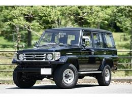 トヨタ ランドクルーザー70 4.2 ZX ディーゼル 4WD MT NOx適合車 デフロック サンルーフ