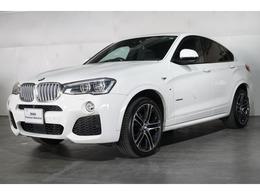 BMW X4 xドライブ28i Mスポーツ 4WD アスリートP ブラックレザー