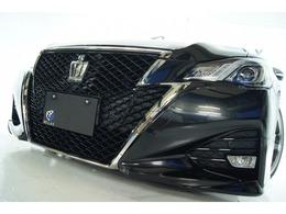 トヨタ クラウンアスリート 2.0 S-T 純正エアロ新品アルミ新品タイヤ新品車高調
