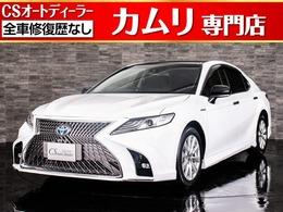 トヨタ カムリ 2.5 G スピンドル仕様/トヨタセーフティS/禁煙