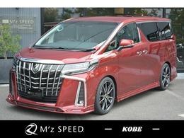 トヨタ アルファード 2.5 S 両側電動 9型DA ZEUS新車コンプリートカー