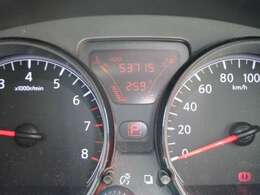 走行距離は、53.715kmです。