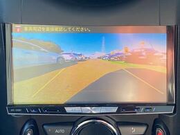 ◆バックモニター【便利なバックモニターで安全確認もできます。駐車が苦手な方に是非オススメな機能です。】