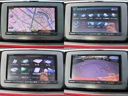 社外HDDナビ地デジ搭載です♪DVD再生 音楽録音 Bluetoothオーディオ バックカメラ等、装備充実のナビゲーションです♪