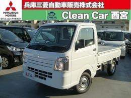 三菱 ミニキャブトラック 660 M 4WD 届出済未使用車 誤発進抑制機能