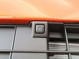☆パノラマモニター用カメラ装備済み☆別途ナビと接続することで使用できます♪クルマを上から見下ろすような映像により、周囲の状況も一目でわかり、見通しの悪い場所での駐車もスムーズに行えます。