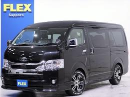 トヨタ ハイエース 2.7 GL ロング ミドルルーフ 4WD 内装架装Ver2 BIG-X ETC