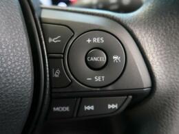 【レーダークルーズ】ブレーキ制御付レーダークルーズコントロール付きです!先行車を認識して、適切な車間距離を保ちます!!