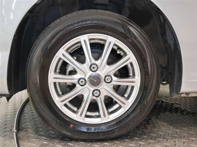 タイヤサイズ☆155/70R13(タイヤは現状と異なる場合があります)