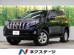 トヨタ ランドクルーザープラド 2.7 TX 4WD サンルーフ LEDヘッド 純正ナビ ETC