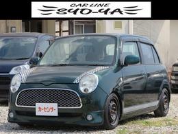 ダイハツ ミラジーノ 660 L メモリーナビ/TV・DVDキブラックアイ車高調