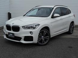 BMW X1 xドライブ 18d Mスポーツ 4WD 19AWACCコンフォートHUDETC1オナ禁煙認定車