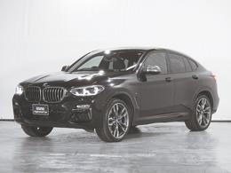 BMW X4 M40i 4WD サンルーフ 21インチAW 360度画像
