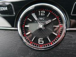 IWCアナログ時計『ジュエリーやファッション時計などの高級ブランドを傘下に持つスイスのリシュモン・グループに属するIWCならお互いの価値に相応しい相手といえます。』