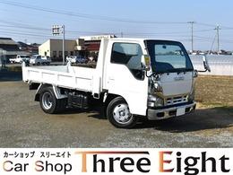 いすゞ エルフ 4.8 ダンプ フラットロー ディーゼル 2トンダンプ スムーサー