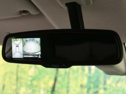 ●【デジタルインナーミラー】車両後方カメラの映像をミラー内のディスプレイに表示する運転補助装置です。切り返しレバーを操作することで、鏡面ミラーからデジタルインナーミラーに切り替える事ができます☆