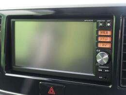 【純正SDナビ】CD機能や地デジ視聴も可能ですので、ドライブもとても楽しくなりますね☆TVキャンセラーもオプションで注文可能です♪