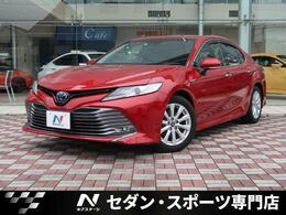 トヨタ カムリ 2.5 G セーフティセンス 純正9型ナビ クルコン
