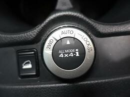 2WD・4WDの切り替えが可能です☆街乗りもアウトドアもシーンによって快適に走行できます☆