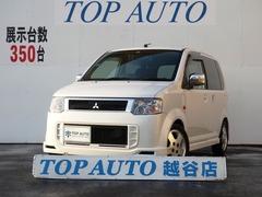 三菱 eKスポーツ の中古車 660 RS 埼玉県越谷市 8.5万円