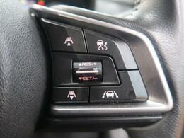 ★【全車速追従機能付クルーズコントロール】前方を走行中の車両を検知し、車間距離を保つよう車速を制御する。加減速制御は変速機にも介入し、必要であれば変速操作が自動的に行われます♪