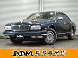日産 シーマ 4.1 リミテッドS-four 4WD