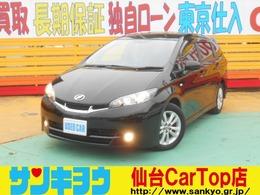 トヨタ ウィッシュ 1.8 S SDナビ HIDオートライト パドルシフト