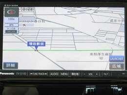 SDナビ&地デジTV・DVDビデオ再生機能・Bluetooth・CD