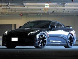 日産 GT-R 3.8 4WD