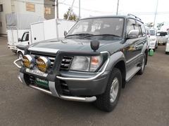 トヨタ ランドクルーザープラド の中古車 3.0 TX ディーゼルターボ 4WD 北海道札幌市東区 108.0万円