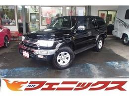 トヨタ ハイラックスサーフ 2.7 SSR-V ブラックナビゲーター 4WD ガソリン4WDモデル専用ナビETCブラック色