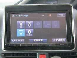 9型SDナビ装備!!フルセグTV CD DVD Bluetooth接続可!!